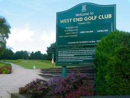 Halifax West End Golf Club was
