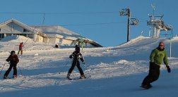 Scottish Skiing Holidays from