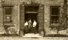 Halifax workhouse detail