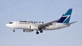 Calgary-based WestJet started