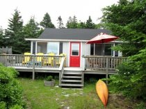 Jollimore Lane Cottage, Port Joli, Nova Scotia beach cottages