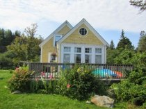 Port Medway vacation rental cottage, Beach Cove Cottage