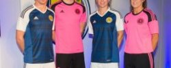 New Scotland kit