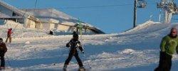Skiing Scotland New Year