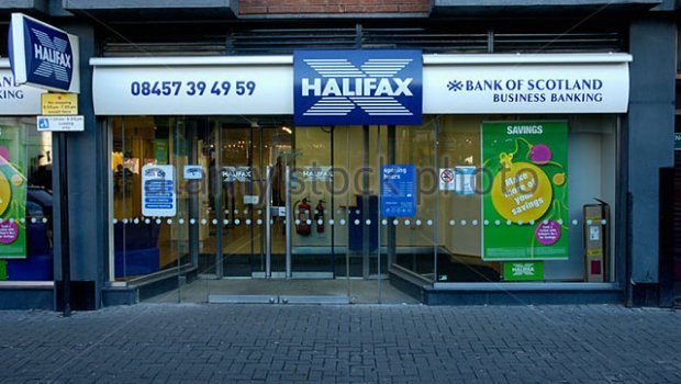 Halifax Building Society Leicester