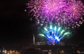 New years Eve in Scotland Packages