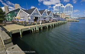 Waterfront Restaurants Halifax