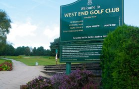 West End Golf Club Halifax
