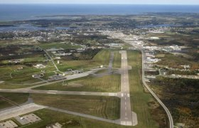 Yarmouth Nova Scotia Airport