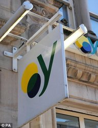 Top deal: Yorkshire Building Society has a three-year fix paying 2.4%