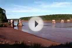 Bay of Fundy, Maitland, Nova Scotia - Canada HD Travel Channel