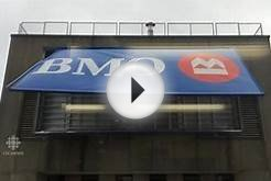 BMO sign falls from Halifax building