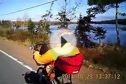 Cold Weather Recumbent Riding in Nova Scotia
