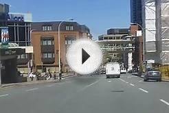 Driving Downtown Halifax, Nova Scotia - Downtown to Point