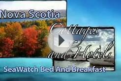 Halifax Bed and Breakfast Waterview Nova Scotia Cottages