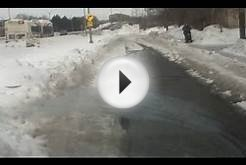 Halifax Nova Scotia (Snow/ice clearing) Jackson Rd
