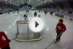 Halifax West High School - Goaltender Baseline Testing
