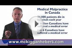 Medical malpractice in Halifax Nova Scotia