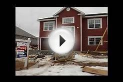New Construction Home in Elmsdale, Nova Scotia - Halifax