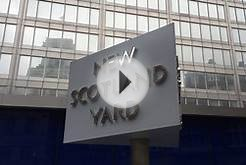 One minute outside the soon to be old New Scotland Yard