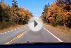 ROAD TRIP ON HWY.# 2 IN NOVA SCOTIA CANADA [HD]