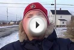 Very Cold Weather hitting Sydney Nova Scotia on Saturday